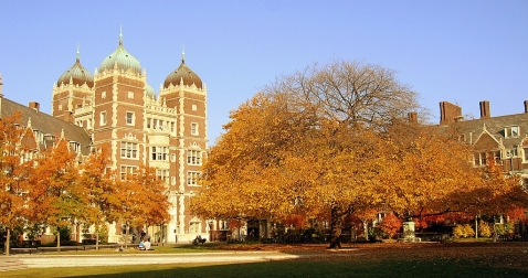 Penn State Campus. Source; Wikimedia