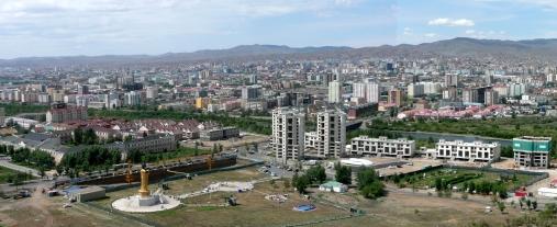 The big smoke: Ulaanbaatar; Source Wikimedia